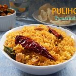 Pulihora Recipe