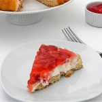 Easy Strawberry Flan